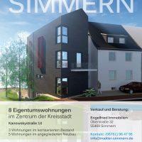 Neubauprojekt in Simmern